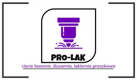 PRO-LAK - cięcie laserem Wrocław, Lakiernictwo proszkowe, Ślusarstwo